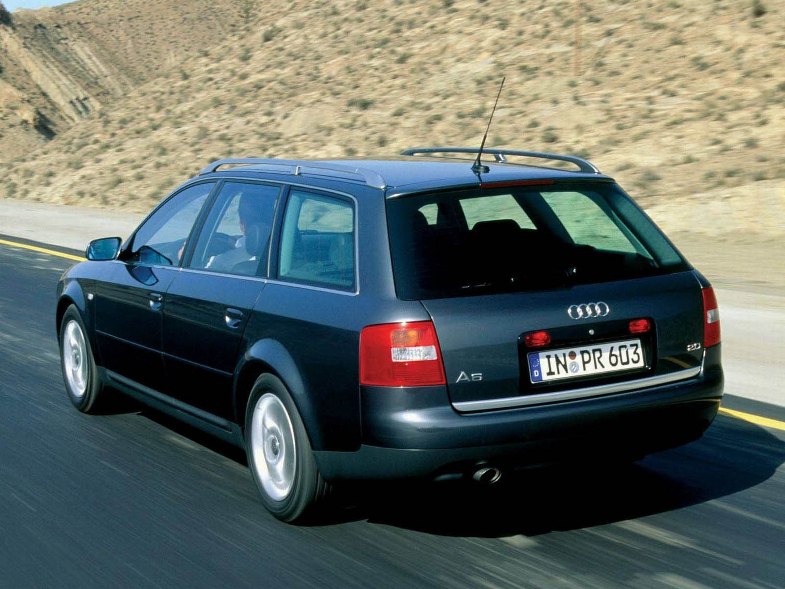2001 audi a6 avant picture 1353 car review top speed. Black Bedroom Furniture Sets. Home Design Ideas