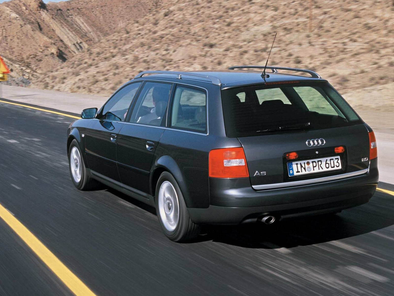 2001 audi a6 avant picture 1343 car review top speed. Black Bedroom Furniture Sets. Home Design Ideas