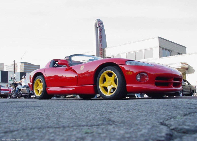 2001 Dodge Viper Rt10 Picture 4302 Car Review Top Speed