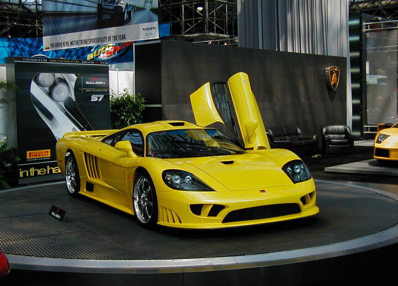 Saleen S7 For Sale >> Rights To The Saleen S7 Supercar Now Up For Sale | Top Speed