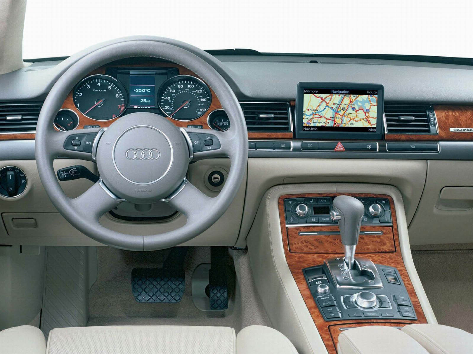 2002 Audi A8 L Review - Top Speed