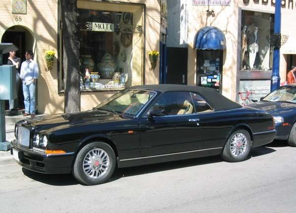 bentley azure picture
