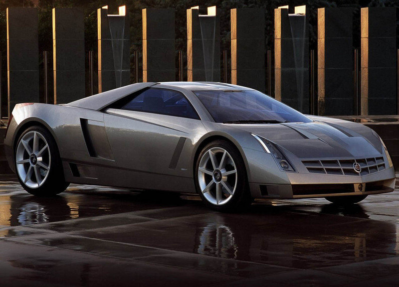 The 2020 Chevy C8 Corvette is Cool and All, but What About the 2002 Cadillac Cien (Could it See Modern Production?) - image 2465