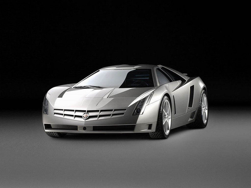 The 2020 Chevy C8 Corvette is Cool and All, but What About the 2002 Cadillac Cien (Could it See Modern Production?) - image 2463