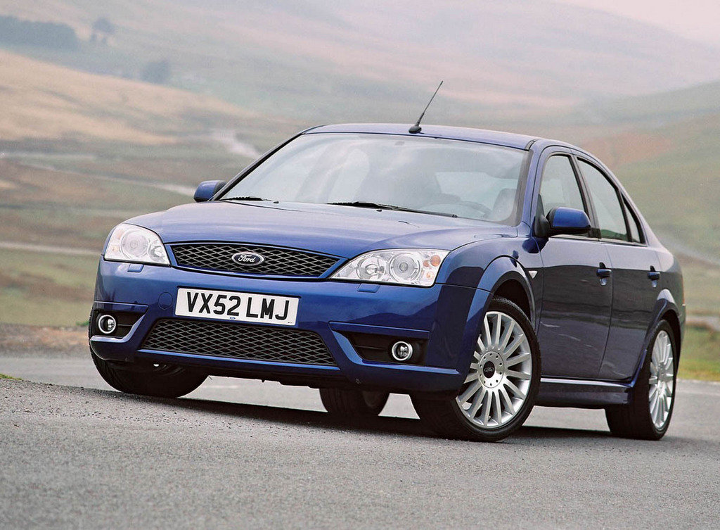 2002 ford mondeo st 220 picture 5220 car review top speed. Black Bedroom Furniture Sets. Home Design Ideas