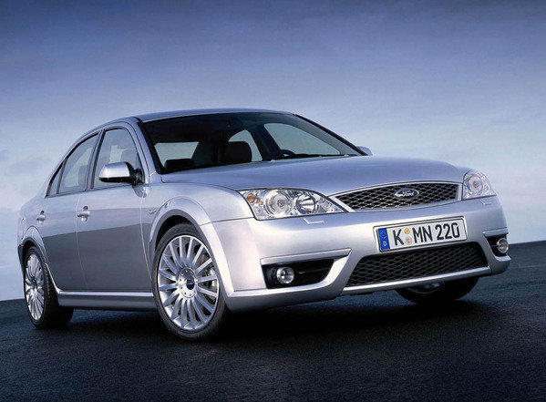 2002 ford mondeo st 220 car review top speed. Black Bedroom Furniture Sets. Home Design Ideas