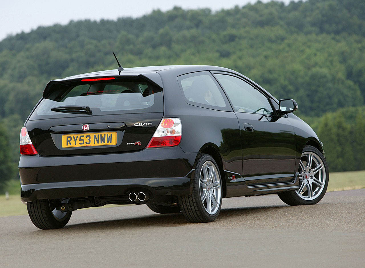 2002 - 2004 Honda Civic Type-R - Picture 5876 | car review ...