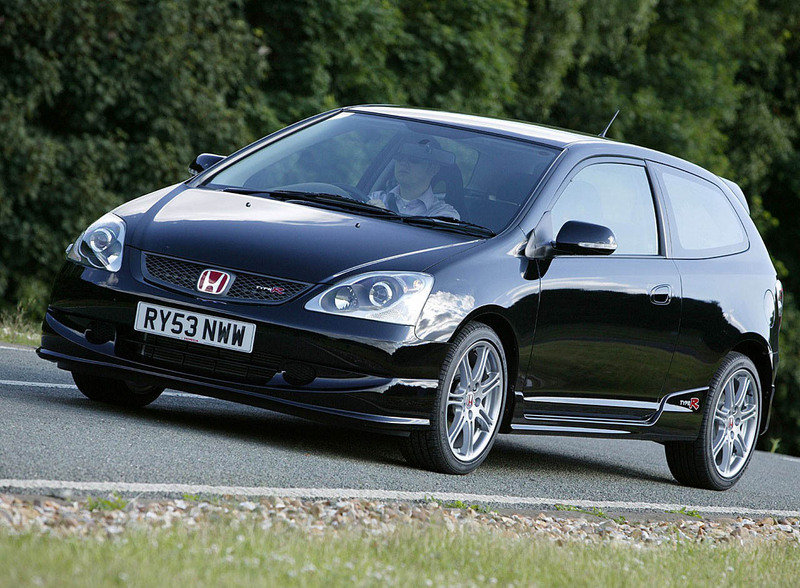 2002 honda civic type r review for Honda civic type r top speed