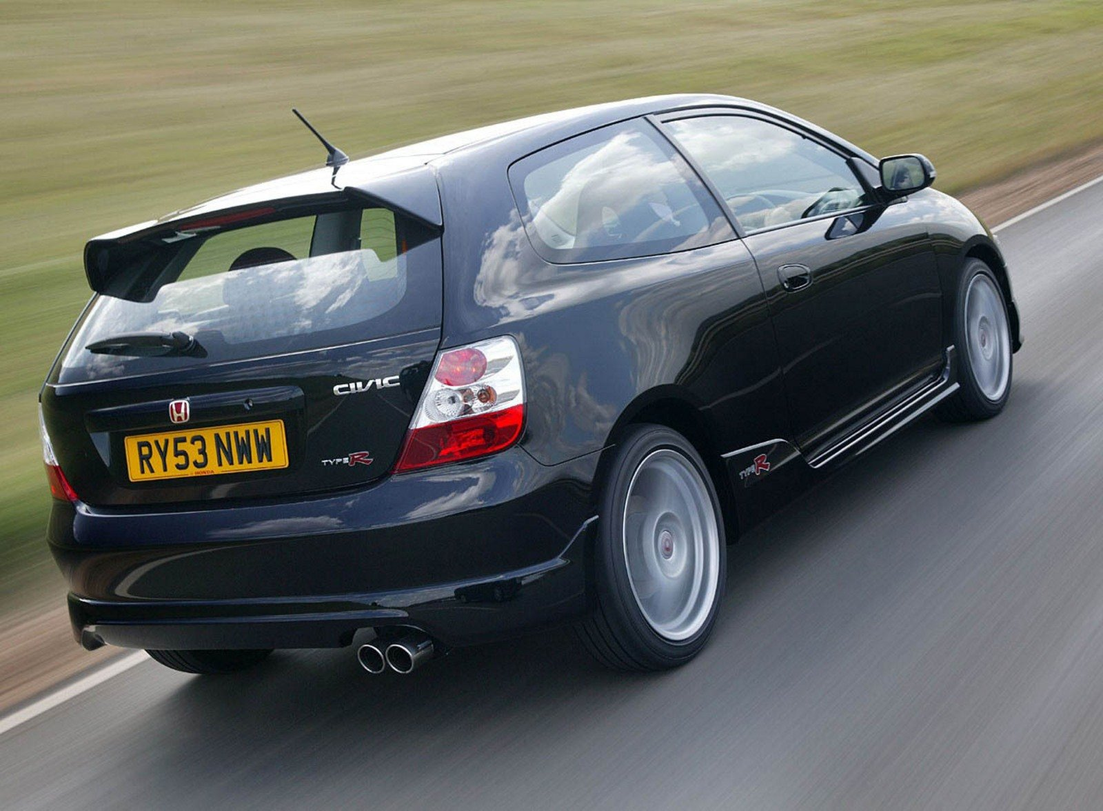 2002 Honda Civic Mpg >> 2002 - 2004 Honda Civic Type-R Review - Top Speed