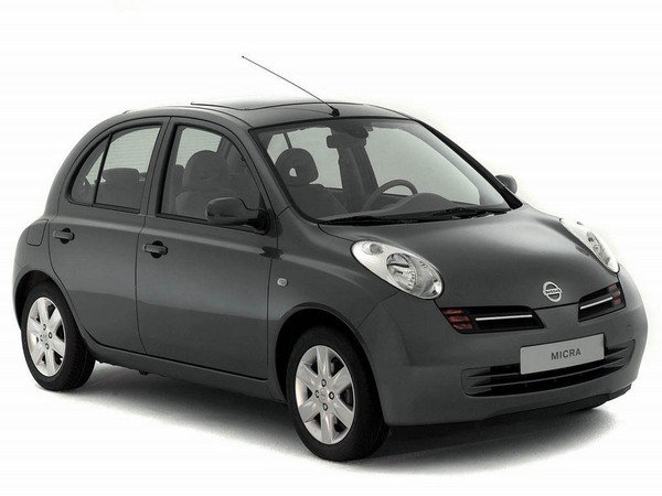 2002 nissan micra pictures car review top speed. Black Bedroom Furniture Sets. Home Design Ideas