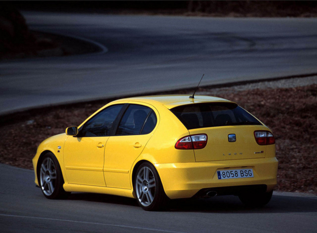 2002 seat leon cupra r picture 14460 car review top speed. Black Bedroom Furniture Sets. Home Design Ideas