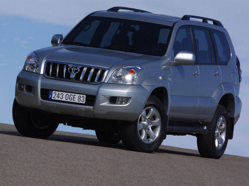 Toyota Land Cruiser Reviews, Specs & Prices - Top Speed