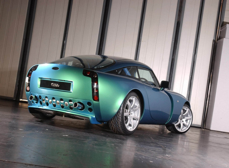 2002 TVR T350