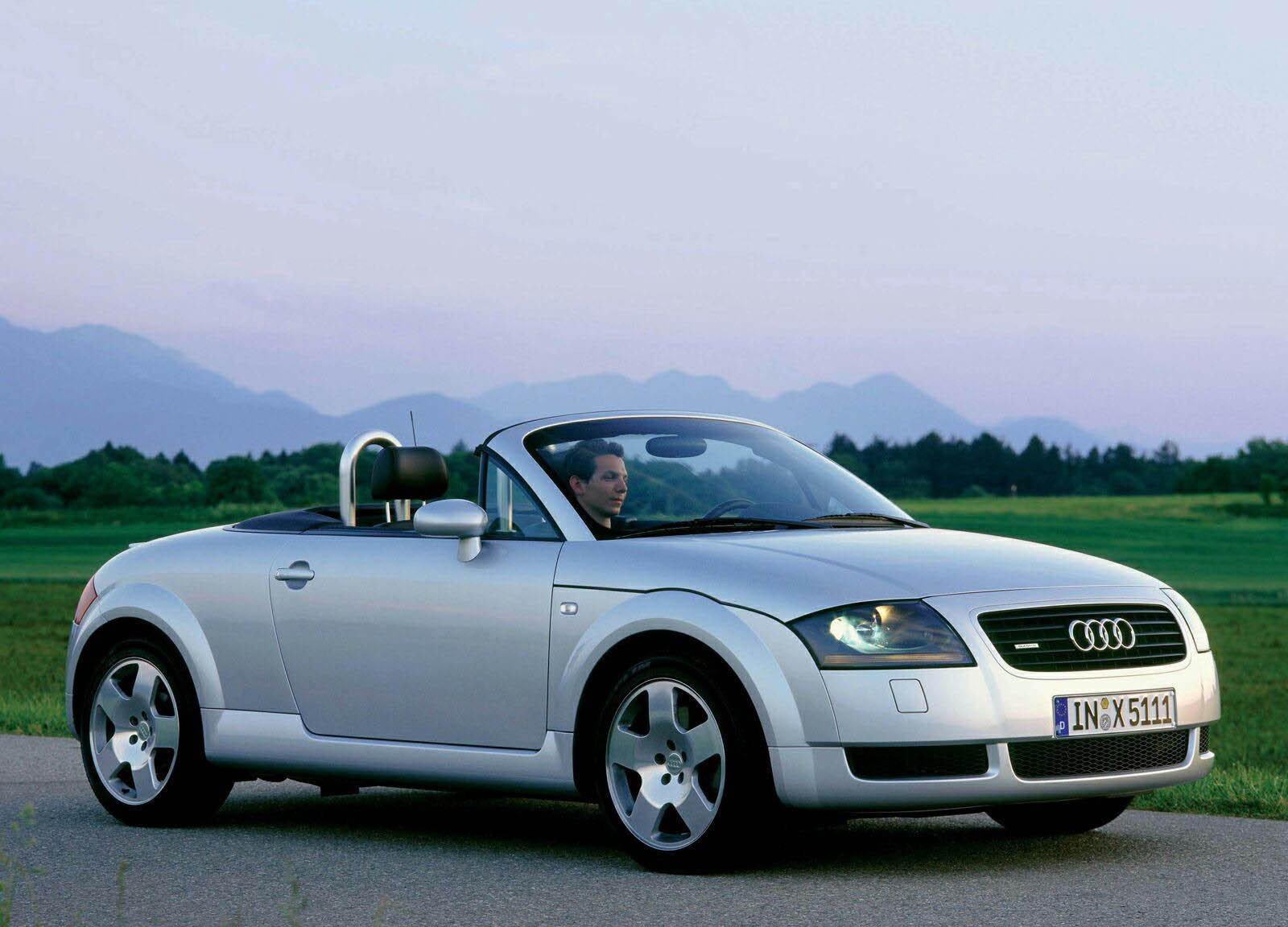 2003 audi tt roadster picture 2059 car review top speed. Black Bedroom Furniture Sets. Home Design Ideas