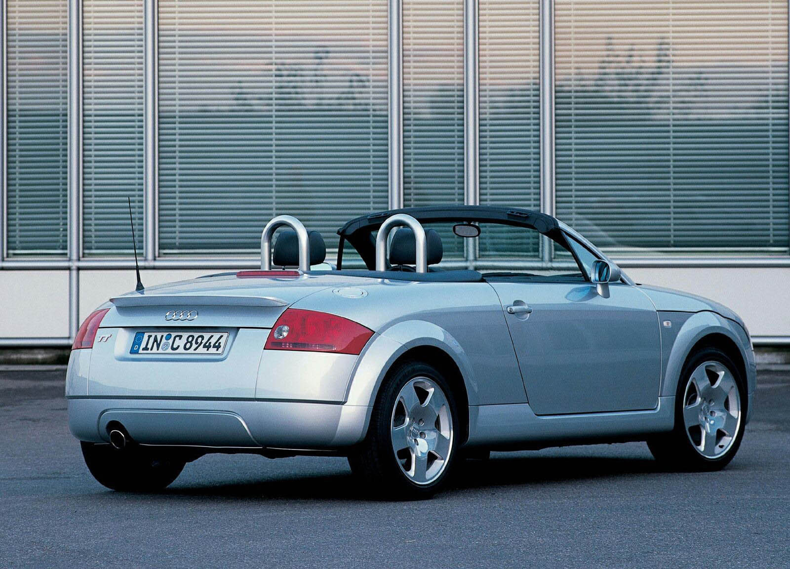 2003 audi tt roadster picture 2063 car review top speed. Black Bedroom Furniture Sets. Home Design Ideas
