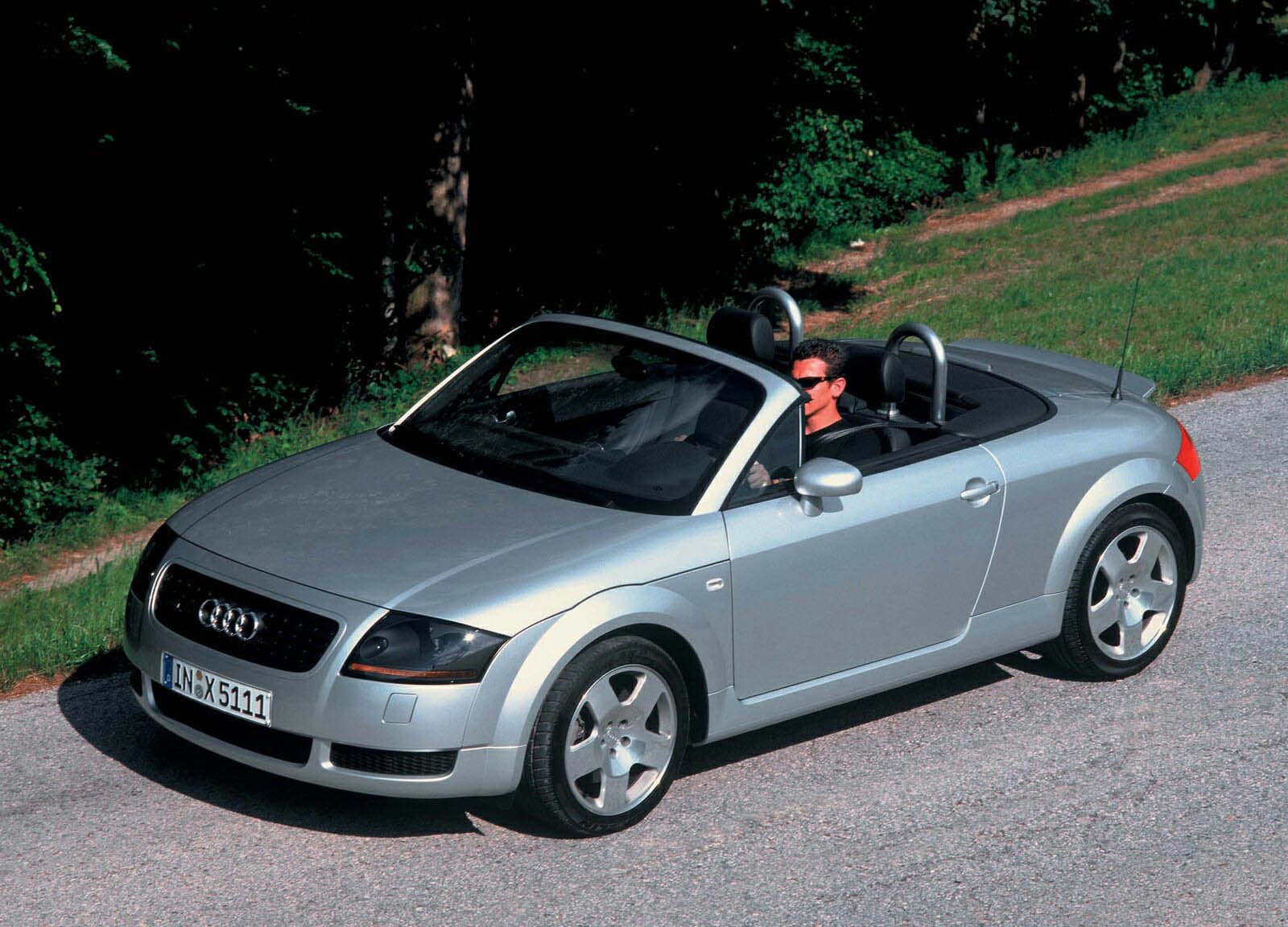 2003 audi tt roadster picture 2056 car review top speed. Black Bedroom Furniture Sets. Home Design Ideas