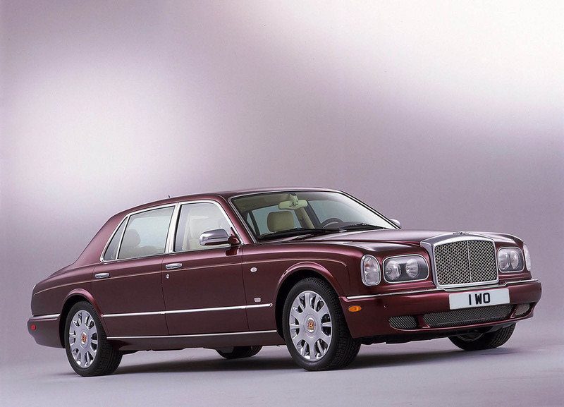 2003 Bentley Arnage RL