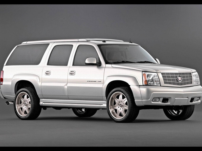 2003 Cadillac Escalade ESV Executive Edition Concept