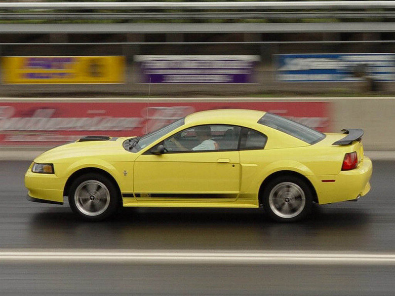 2003 Ford Mustang Mach 1 - image 5407