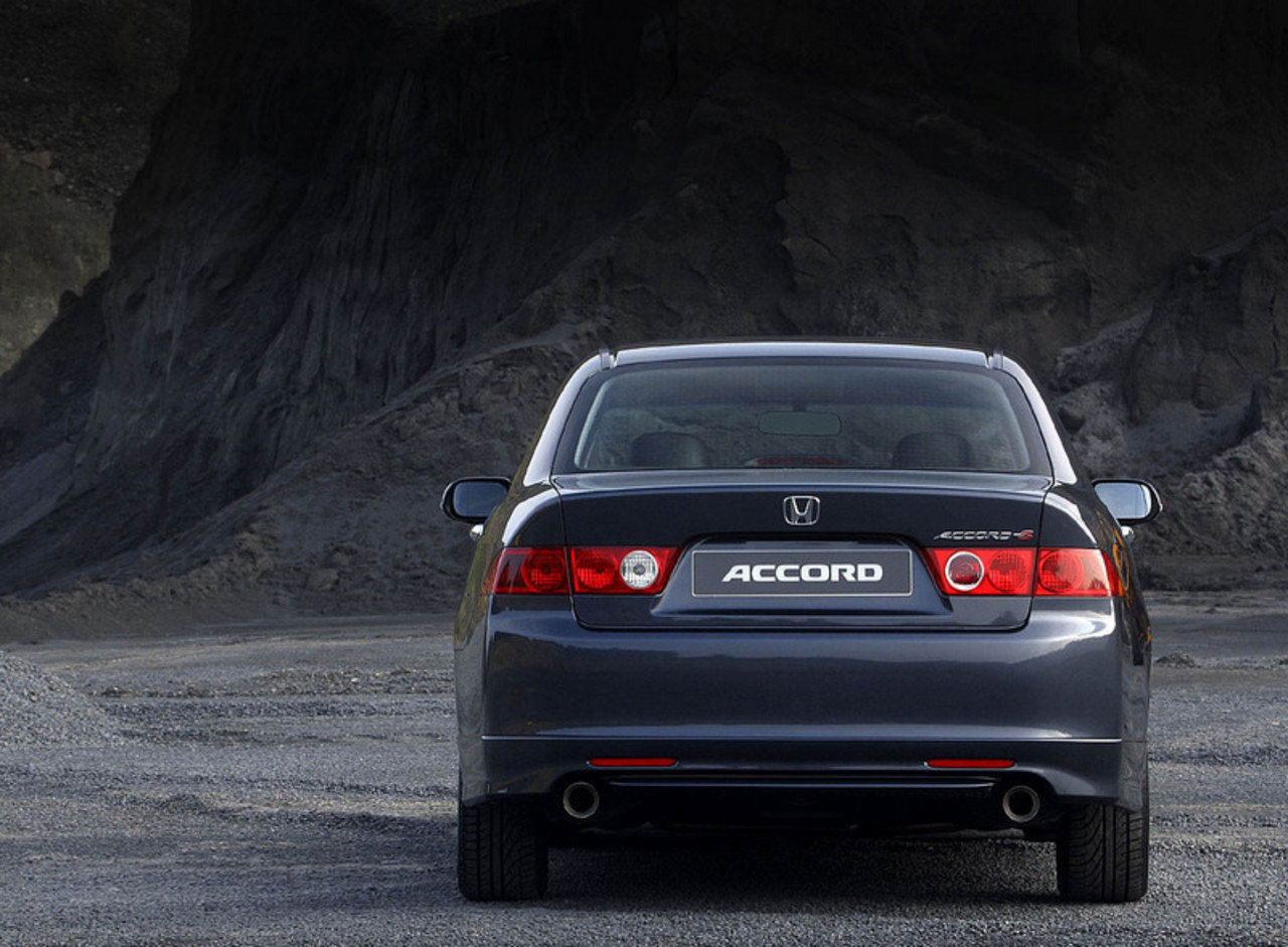 Honda Accord Type S X W