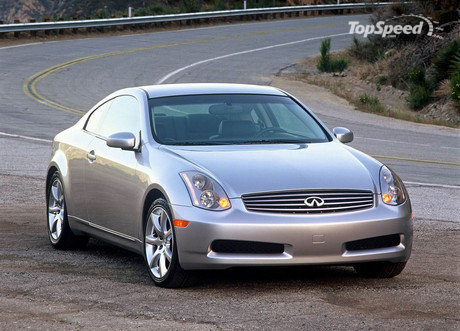 really liked the simple clean look of the 1st gen g35 coupe the best