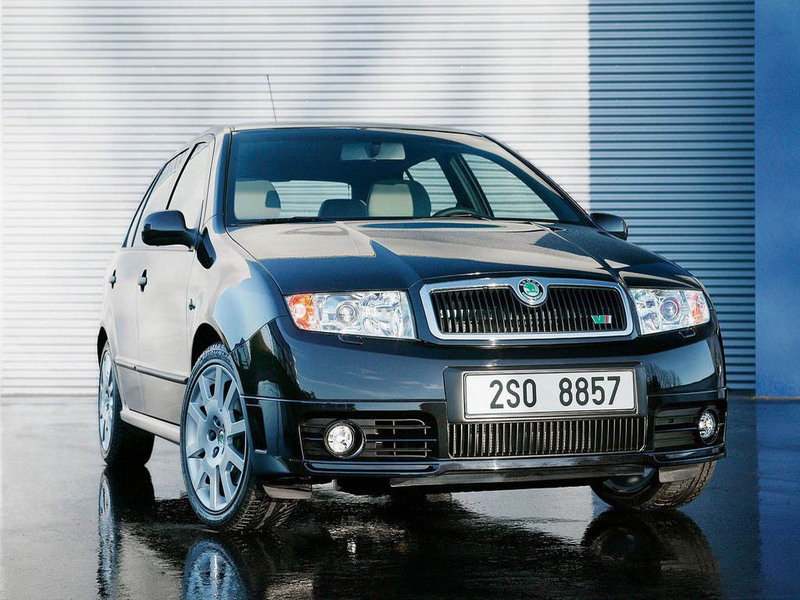 2003 Skoda Fabia Rs Pictures Photos Wallpapers Top Speed