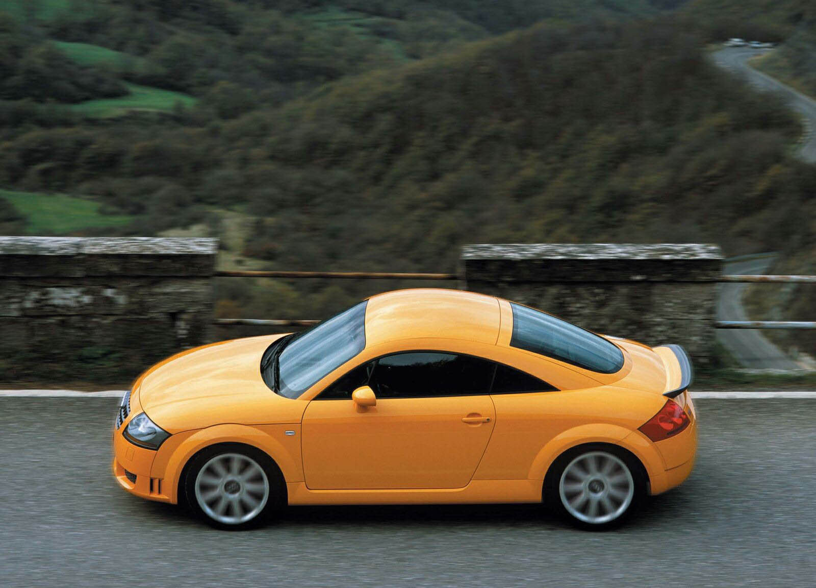 2004 Audi TT Coupe - Picture 1962 | car review @ Top Speed