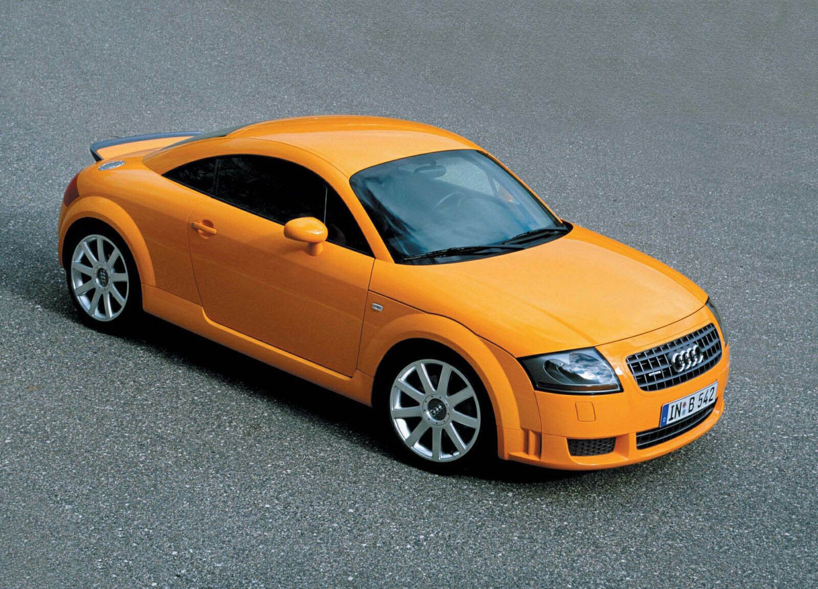2004 Audi TT Coupe - Picture 1963 | car review @ Top Speed