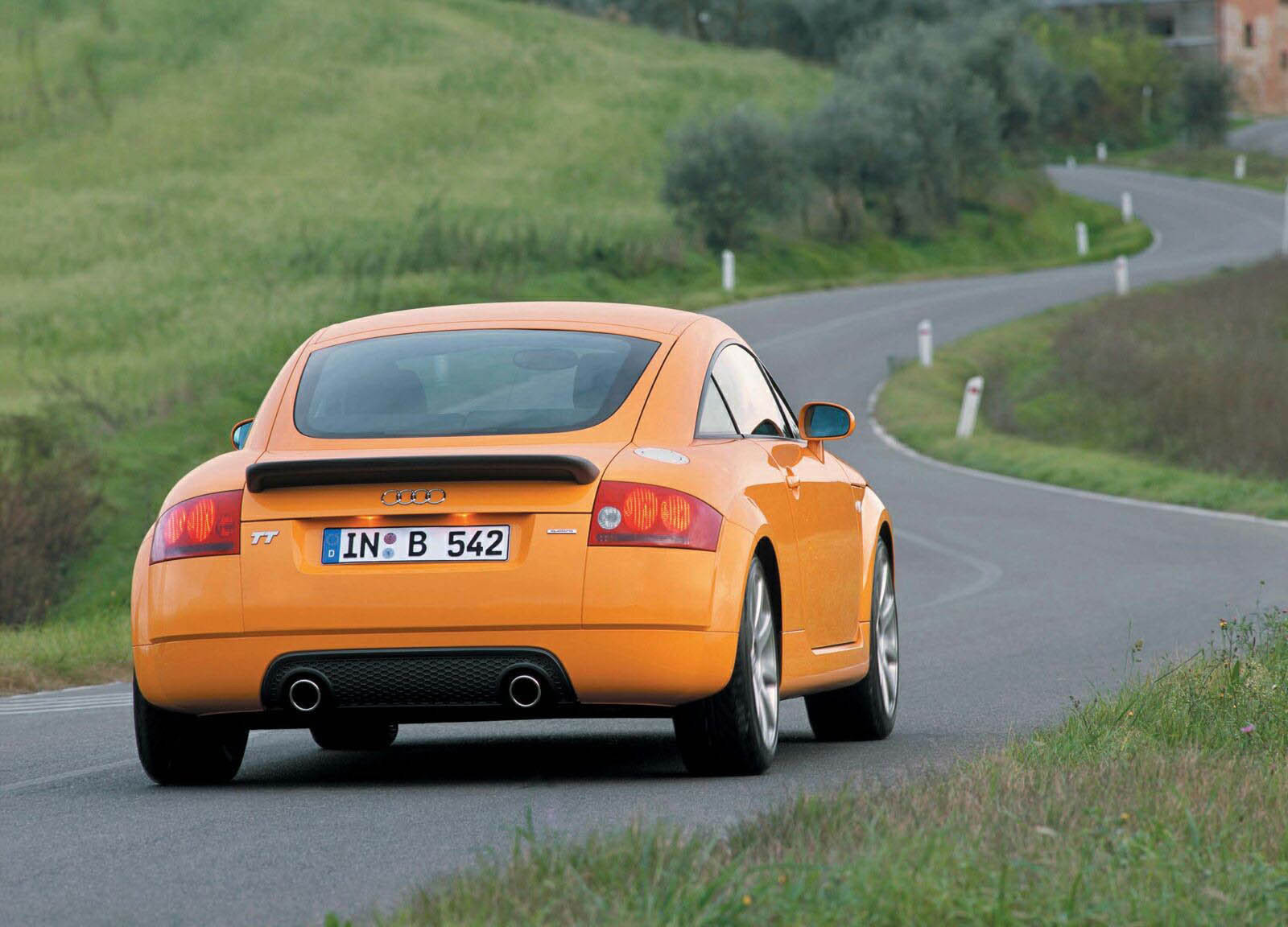 2004 Audi TT Coupe - Picture 1965 | car review @ Top Speed