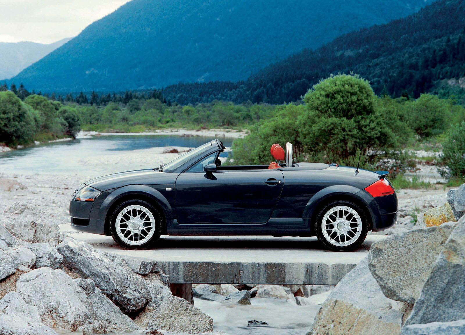 2004 audi tt coupe review - top speed