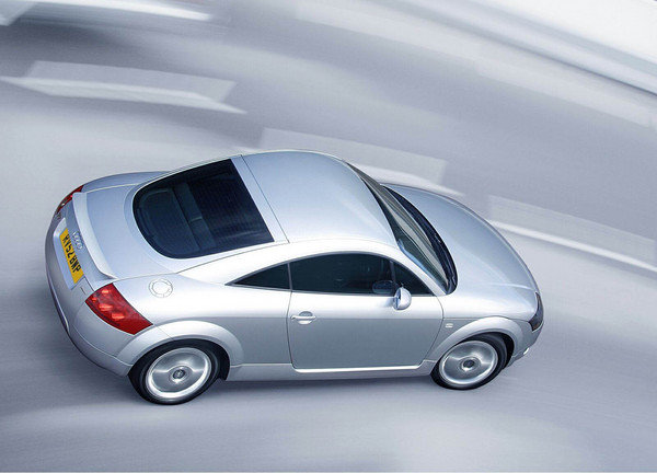 2004 Audi Tt Coupe Car Review Top Speed
