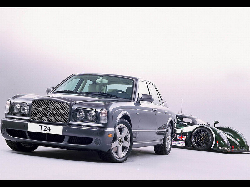 2004 Bentley Arnage T24