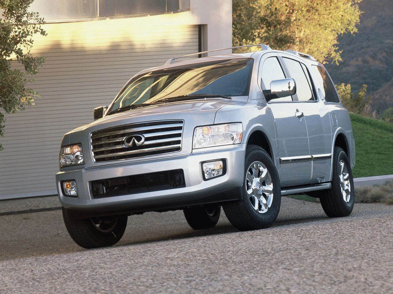 infiniti qx news and reviews top speed. Black Bedroom Furniture Sets. Home Design Ideas