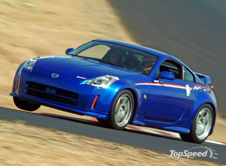 nissan 350z nismo. nissan 350z r-tune picture