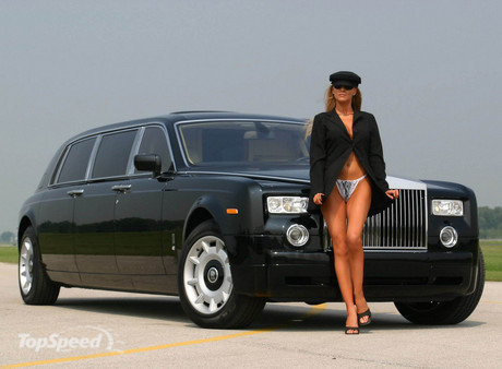 Rolls-Royce Phantom best car wallpaper