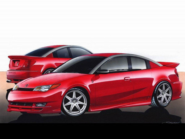 2004 2005 Saturn Ion Red Line Picture 14079 Car