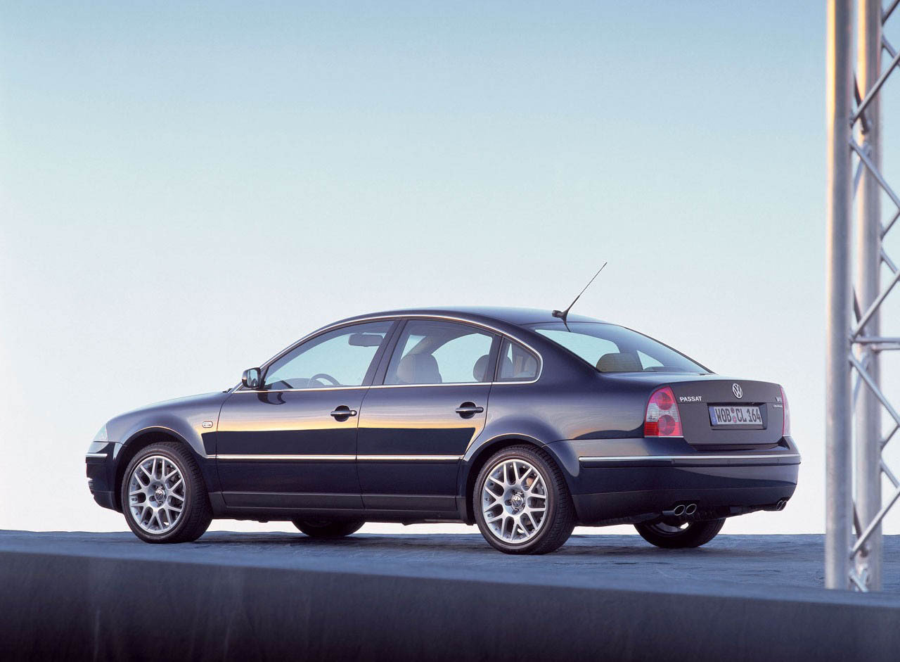 2004 volkswagen passat w8 picture 17334 car review top speed. Black Bedroom Furniture Sets. Home Design Ideas