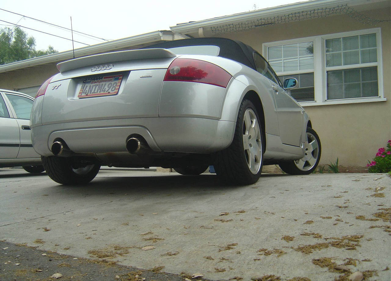 2005 audi tt picture 1926 car review top speed. Black Bedroom Furniture Sets. Home Design Ideas