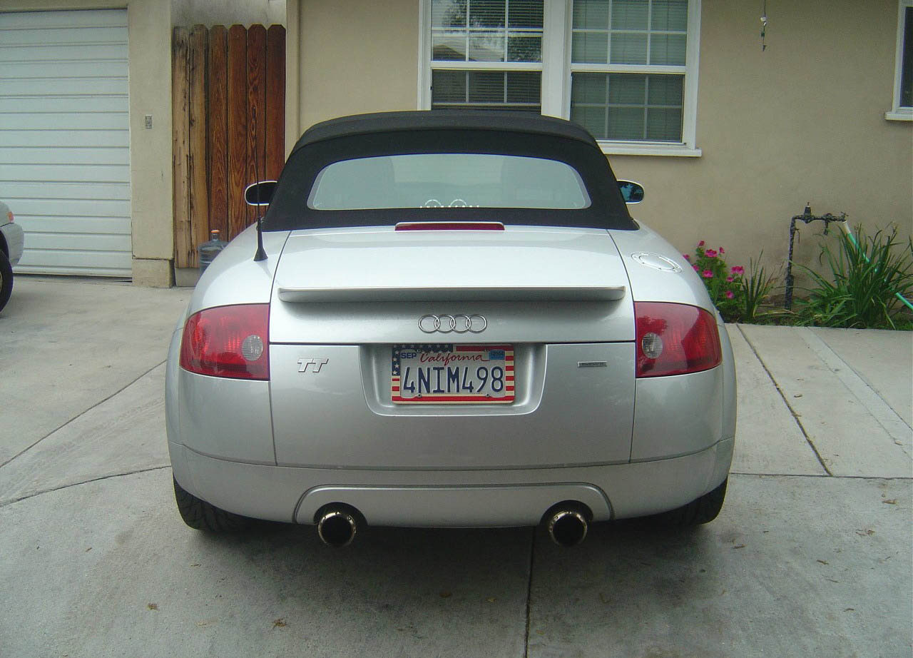 2005 audi tt picture 1931 car review top speed. Black Bedroom Furniture Sets. Home Design Ideas