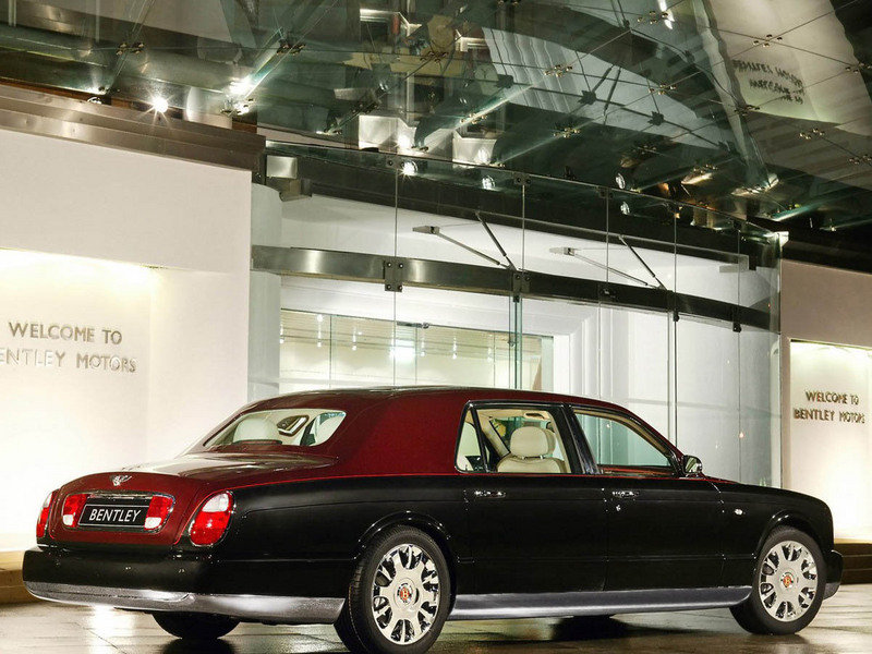 2005 Bentley Arnage Limousine
