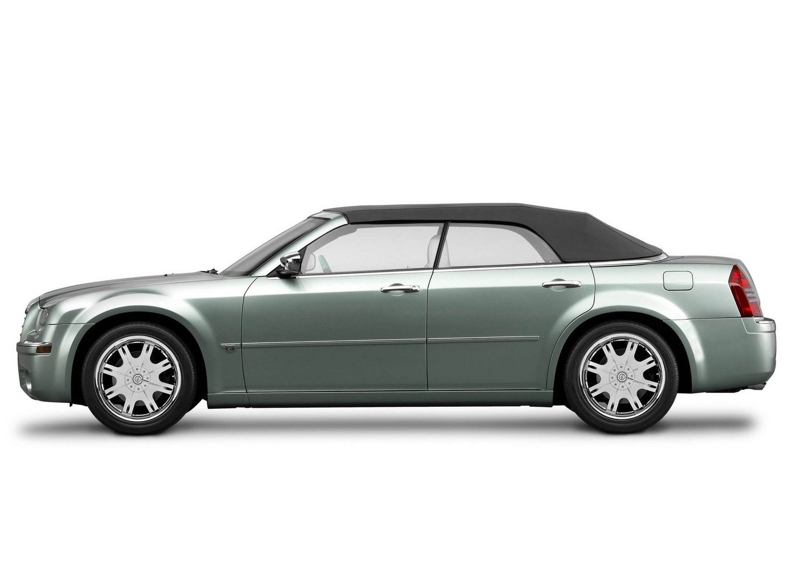 Town And Country Toyota >> 2005 Chrysler 300C Asc Helios Review - Top Speed