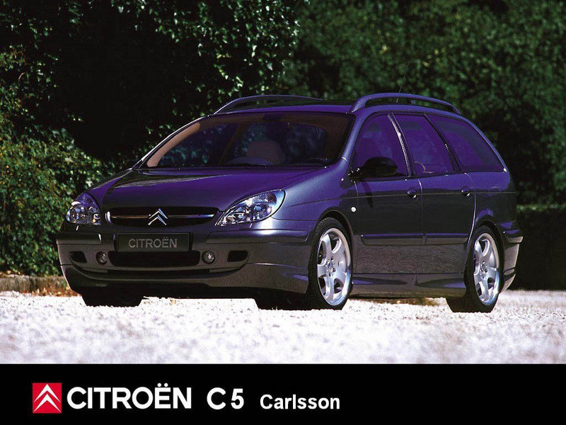 2005 citroen c5 carlsson gallery 3316 top speed. Black Bedroom Furniture Sets. Home Design Ideas