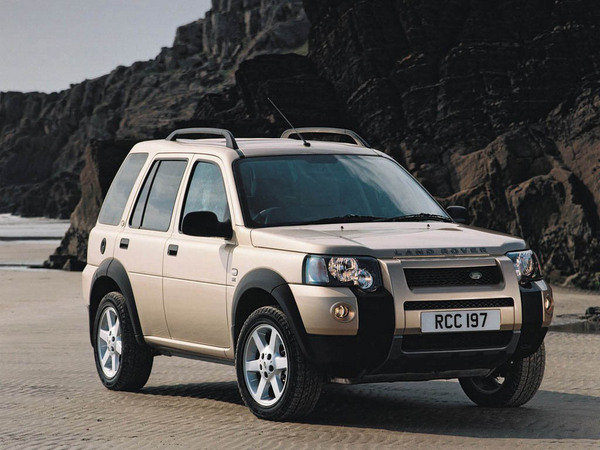 2005 Land Rover Freelander | car review @ Top Speed