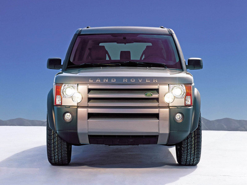 2005 Landrover Discovery3 Pictures Photos Wallpapers Top Speed