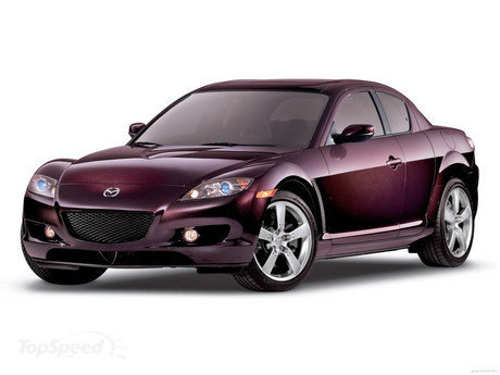 mazda rx-8 shinka. The RX-8 Shinka Special Edition takes its name from the