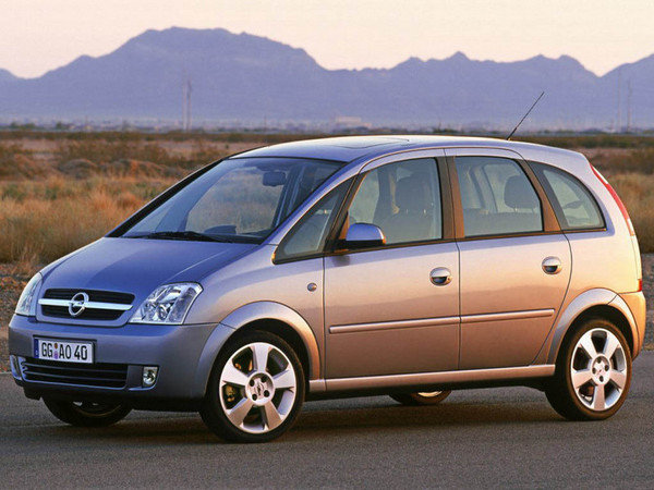 2005 opel meriva car review top speed. Black Bedroom Furniture Sets. Home Design Ideas