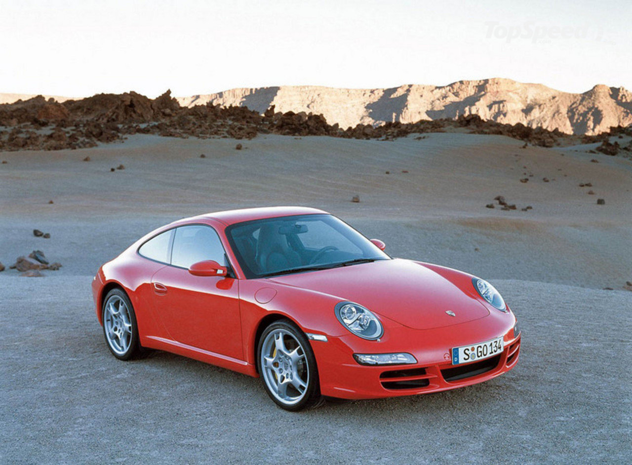 2005 porsche 911 carrera s 997 picture 18775 car. Black Bedroom Furniture Sets. Home Design Ideas