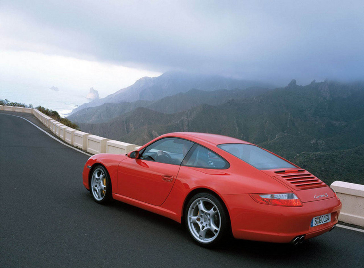 2005 porsche 911 carrera s 997 picture 18777 car. Black Bedroom Furniture Sets. Home Design Ideas