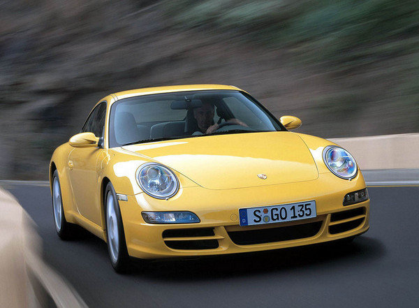 2005 porsche 911 carrera 997 preview review top speed. Black Bedroom Furniture Sets. Home Design Ideas