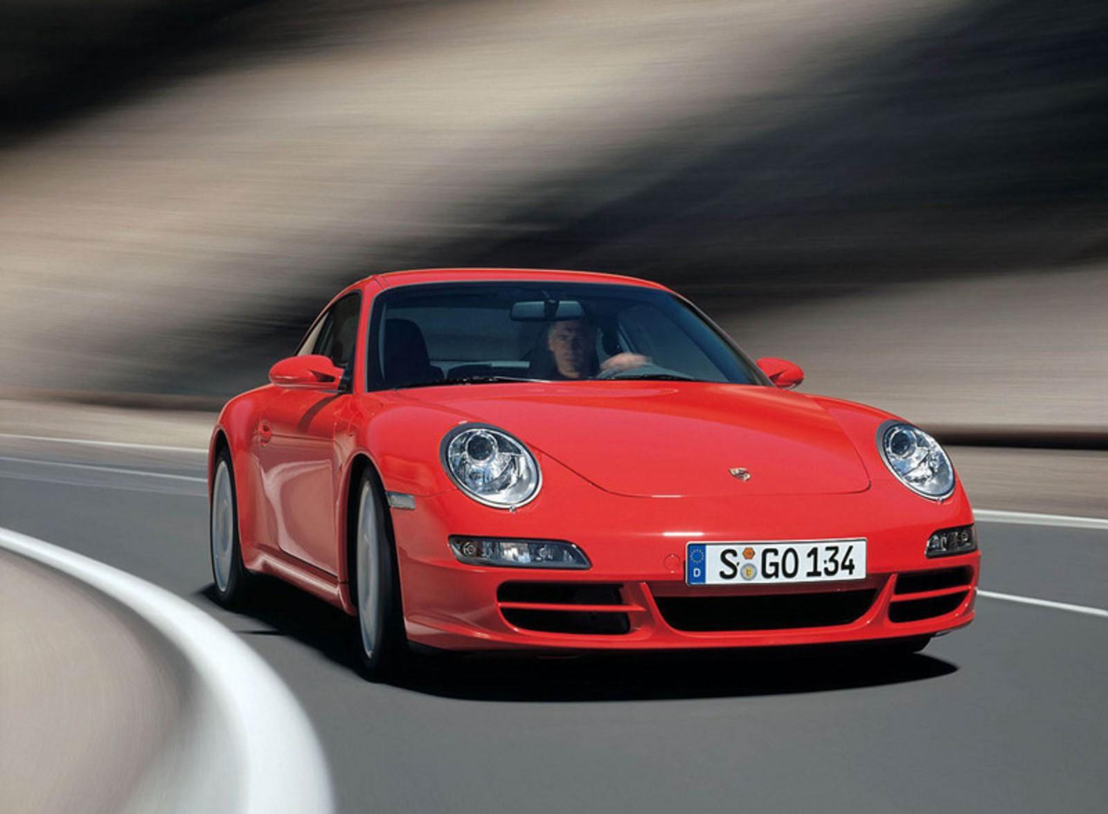 2005 porsche 911 carrera s 997 review top speed. Black Bedroom Furniture Sets. Home Design Ideas